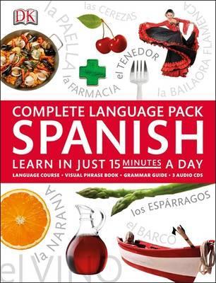 Complete Language Pack Spanish - DK