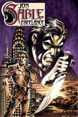 Complete Mike Grells Jon Sable, Freelance Volume 1 Signed & Numbered - Grell, Mike (Illustrator)