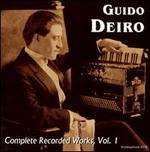 Complete Recorded Works, Vol. 1