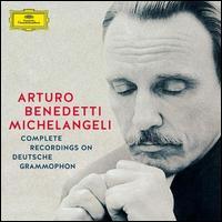 Complete Recordings on Deutsche Grammophon - Arturo Benedetti Michelangeli (piano); Camillo Togni (candenza); Ludwig van Beethoven (candenza);...