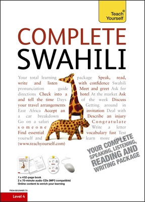 Complete Swahili Beginner to Intermediate Course: (Book and audio support) - Russell, Joan