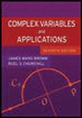 Complex Variables and Applications - Siskin, H Jay