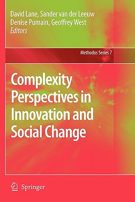 Complexity Perspectives in Innovation and Social Change - Lane, David (Editor)