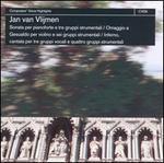 Composers' Voice Highlights: Jan van Vlijmen