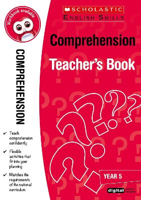 Comprehension Teacher's Book (Year 5) - Thomson, Donna, and Graham, Elspeth