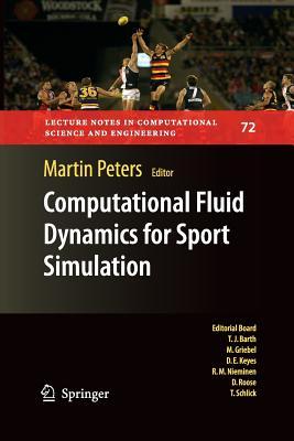 Computational Fluid Dynamics for Sport Simulation - Peters, Martin (Editor)