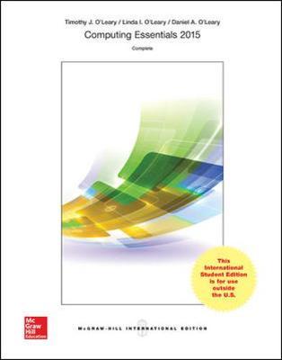 Computing Essentials 2015 Pdf