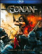 Conan the Barbarian [Blu-ray] - Marcus Nispel