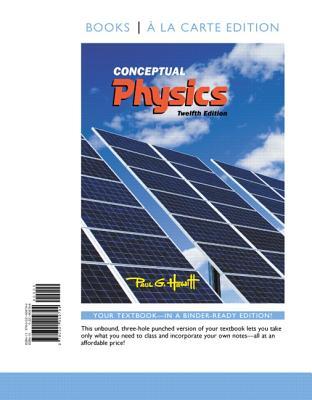 Conceptual Physics, Books a la Carte Edition - Hewitt, Paul G