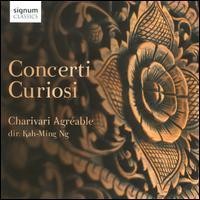 Concerti Curiosi - Charivari Agréable; Geoffrey Coates (oboe); Jamie Savan (cornet); Kah-Ming Ng (organ); Kah-Ming Ng (harpsichord);...