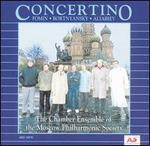 Concertino: Music by Fomin, Bortnyansky, Aliabiev