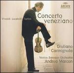 Concerto Veneziano - Giuliano Carmignola (violin); Venice Baroque Orchestra; Andrea Marcon (conductor)