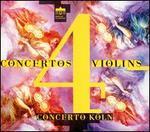 Concertos 4 Violins
