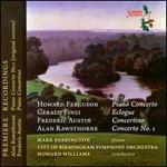 Concertos by Ferguson, Finzi, Austin & Rawsthorne