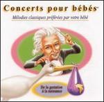 Concerts pour bébés: De la gestation à la naissance