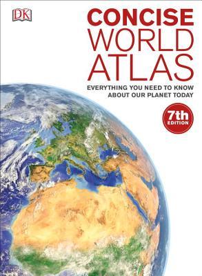 Concise World Atlas - DK