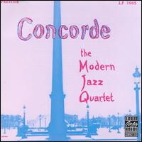 Concorde - The Modern Jazz Quartet