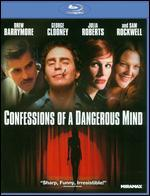 Confessions of a Dangerous Mind [Blu-ray]