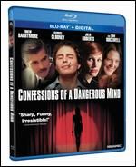 Confessions of a Dangerous Mind [Blu-ray] - George Clooney