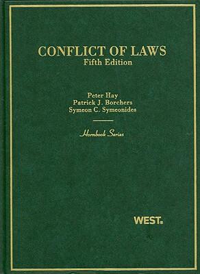Conflict of Laws - Hay, Peter