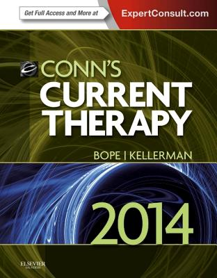 Conn's Current Therapy with Access Code - Bope, Edward T, MD, and Kellerman, Rick D, MD