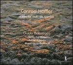 Conrad Höffler: Suites for Viola da gamba