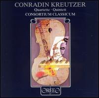 Conradin Kreutzer: Quartette; Quintett - Consortium Classicum