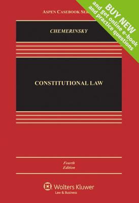 Constitutional Law: Looseleaf Edition - Chemerinsky, Erwin