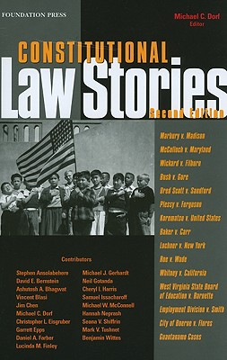 Constitutional Law Stories -