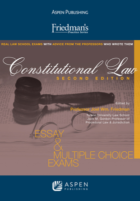 Constitutional Law - Friedman, Joel Wm