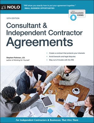 Consultant & Independent Contractor Agreements - Fishman, Stephen