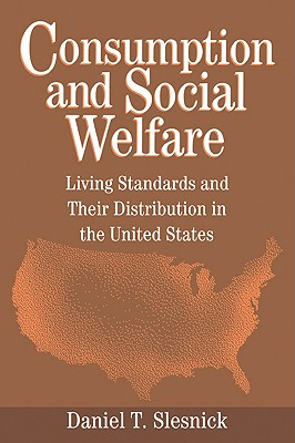 Consumption and Social Welfare: Living Standards and Their Distribution in the United States - Slesnick, Daniel T