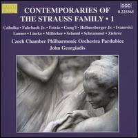 Contemporaries of the Strauss Family, Vol. 1 - Czech Chamber Philharmonic Orchestra; John Georgiadis (conductor)