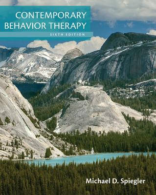 Contemporary Behavior Therapy - Spiegler, Michael D., and Guevremont, David C.