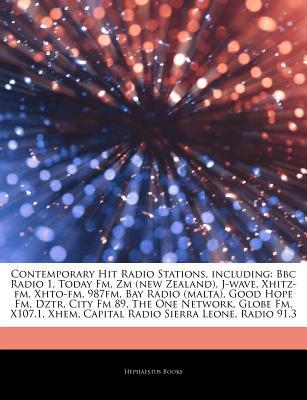 Contemporary Hit Radio Stations Including BBC 1 Today FM Zm New Zealand J Wave Xhitz Xhto 987fm Bay Malta Good Hope