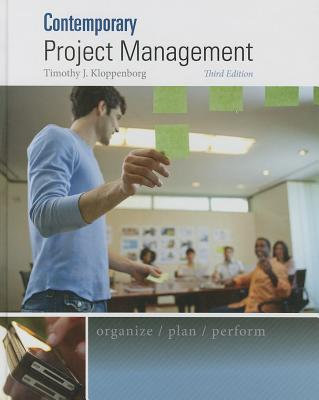 Contemporary Project Management - Kloppenborg, Timothy J.