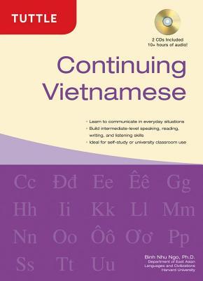 Continuing Vietnamese: (audio CD-ROM Included) - Ngo, Binh Nhu