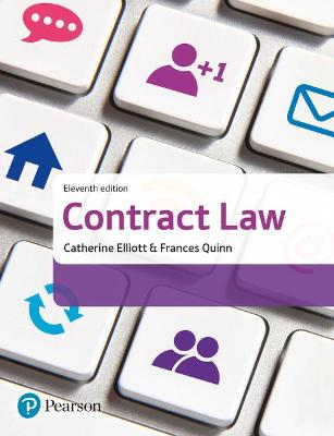 Contract Law - Elliott, Catherine, and Quinn, Frances