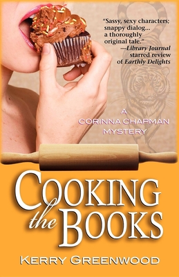 Cooking the Books: A Corinna Chapman Mystery - Greenwood, Kerry