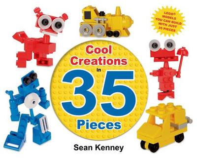 Cool Creations in 35 Pieces: Lego(tm) Models You Can Build with Just 35 Bricks -