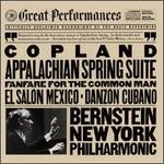 Copland: Appalachian Spring; Fanfare for the Common Man; El Sal?n M?xico; Danz?n Cubano