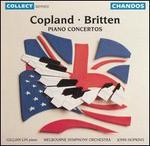 Copland: Concerto for Piano & Orchestra; Britten: Concerto for Piano & Orchestra, Op. 13