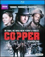 Copper: Season One [2 Discs] [Includes Digital Copy] [UltraViolet] [Blu-ray]