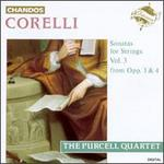 Corelli: Sonatas for Strings, Vol. 3