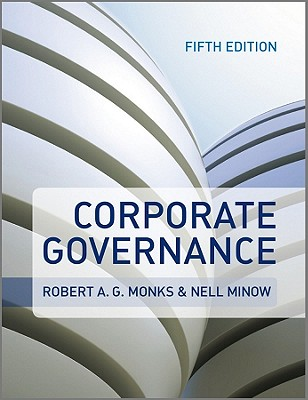 Corporate Governance - Monks, Robert A. G., and Minow, Nell