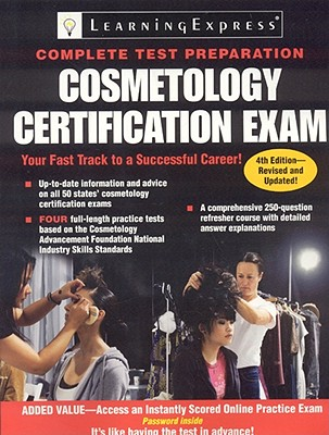 Cosmetology Certification Exam - Learning Express LLC