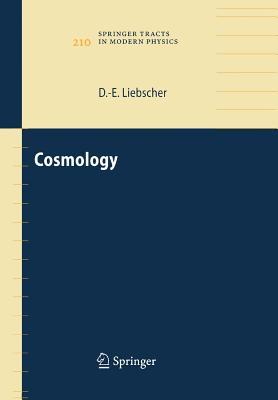 Cosmology - Liebscher, Dierck-Ekkehard