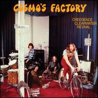 Cosmo's Factory [LP] - Creedence Clearwater Revival