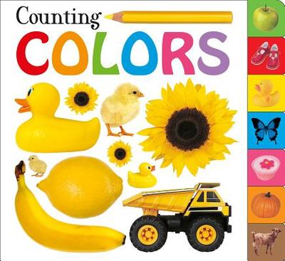 Counting Colors - Priddy, Roger