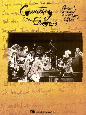 Counting Crows - August and Everything After* - Hal Leonard Publishing Corporation (Creator)